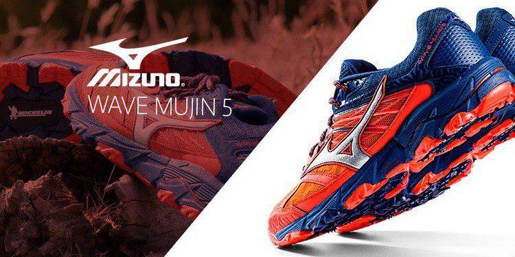 Nuevo calzado trail Mizuno Wave Mujin 5