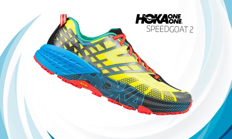 Zapatillas Hoka SpeedGoat 2 vista entresuela