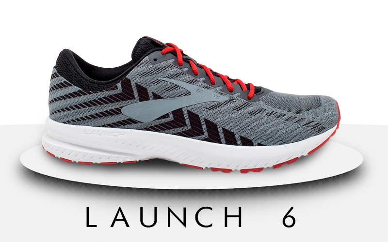 Brooks Launch 6