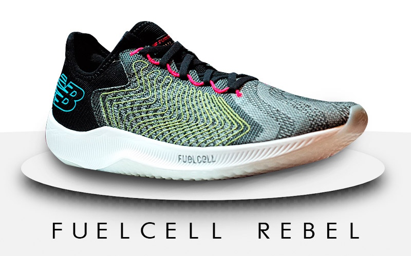 buy popular 8cb88 3e435 New Balance FuelCell Rebel