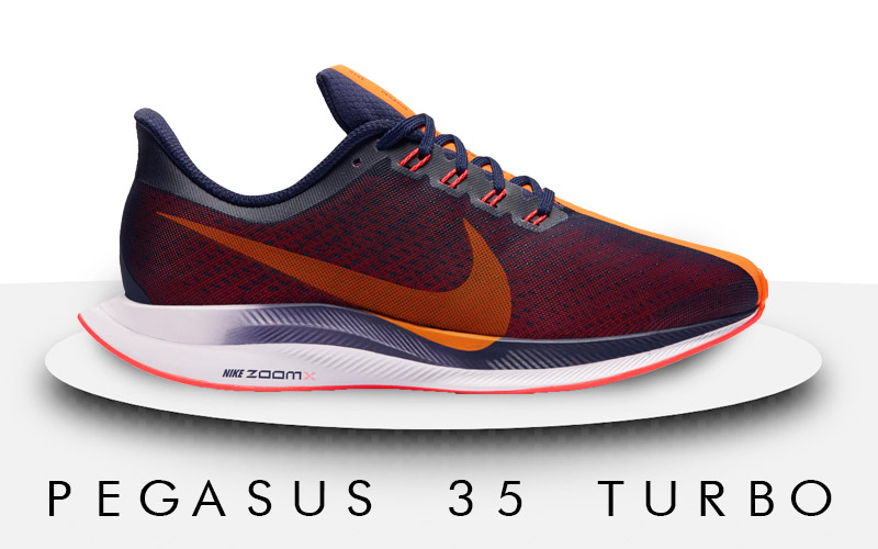 Zapatillas running Nike Pegasus 35 Turbo