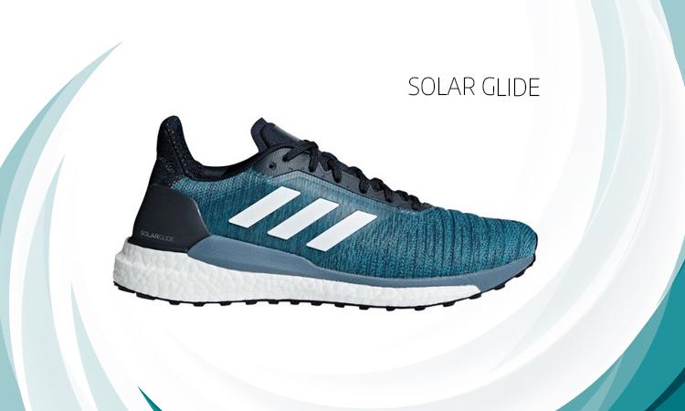 Deportivas running Solar Glide