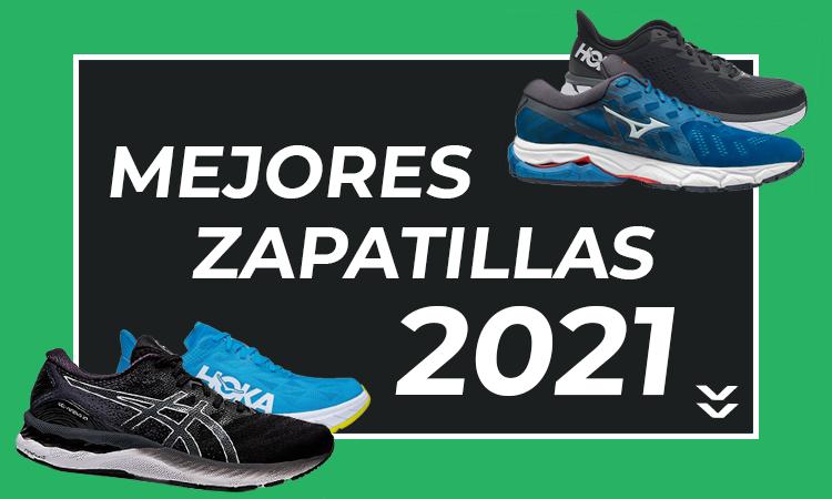 Las 12 Mejores Zapatillas Running De 2021 Streetprorunning