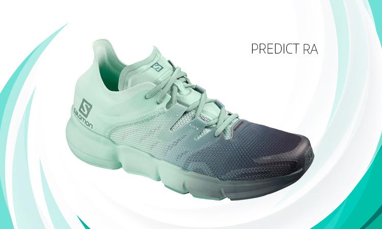 Salomon Predict RA, deportivas running.