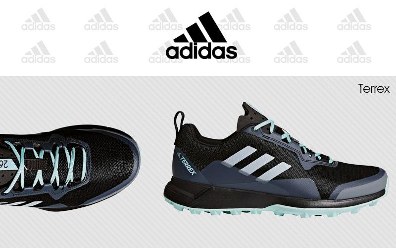 calzado trail 2019 adidas