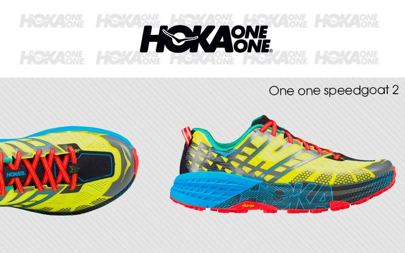 Mejores zapatillas trail 2019 Hoka one one