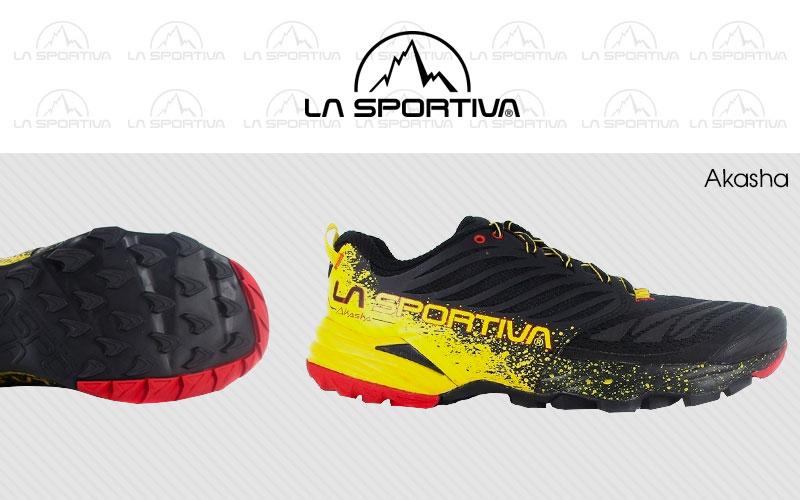 Zapatillas Akasha, incluidas entre las mejores zapatillas trail