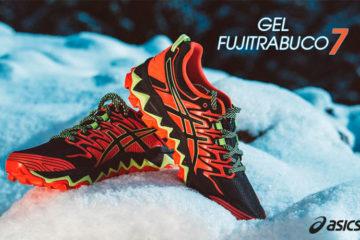 Asics Gel Fujitrabuco 7, novedad 2019 trail running