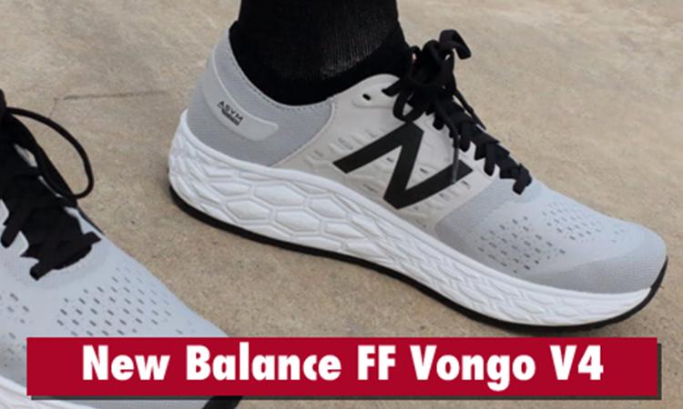 New Balance FF Vongo V4