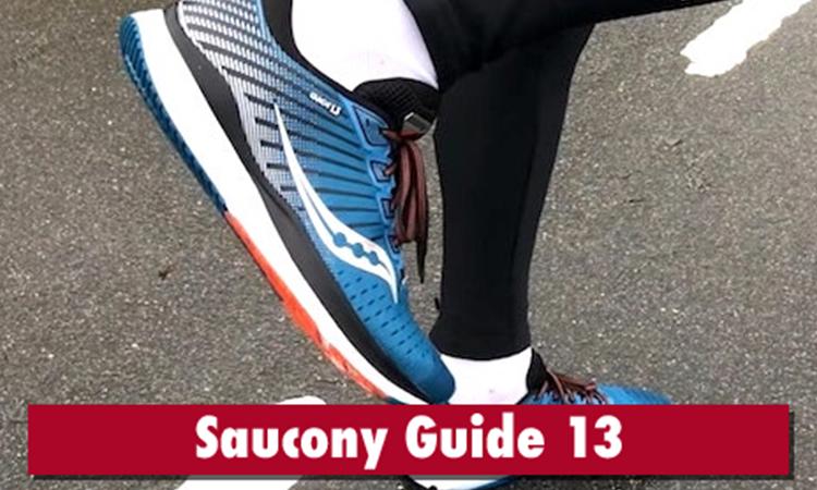 Saucony Guide 13
