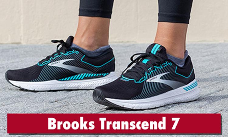 Brooks Transcend 7