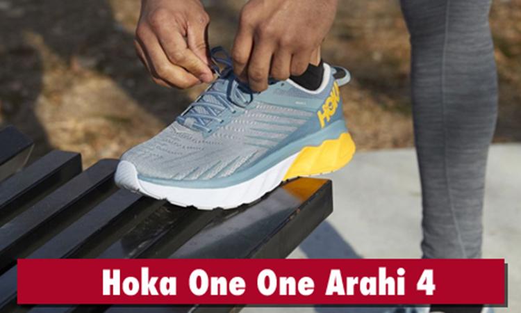 Hoka One One Arahi 4