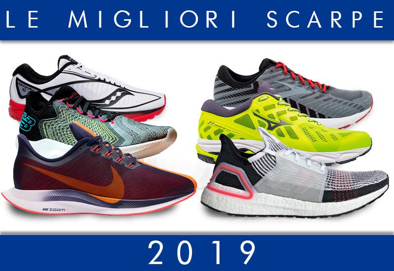 maggiore sconto di vendita seleziona per originale stile limitato Le migliori scarpe running del 2019 - Aggiornato ...