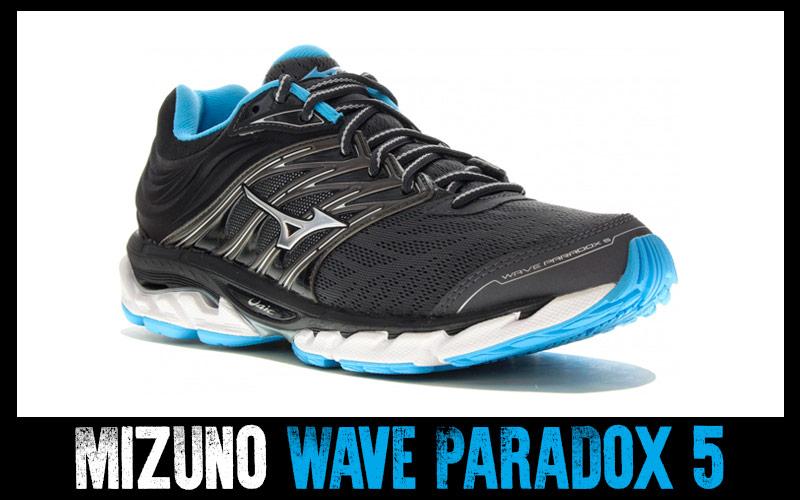 dae9927a324de8 Mizuno Paradox 5 per pronatori e corridori di peso elevato Le Migliori Scarpe  Running ...