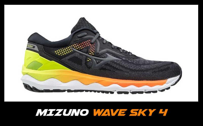 Mizuno Wave Sky 4