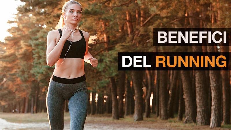 Benefici del Running