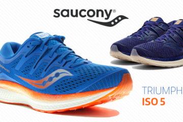 Zapatillas running Triumph ISO 5