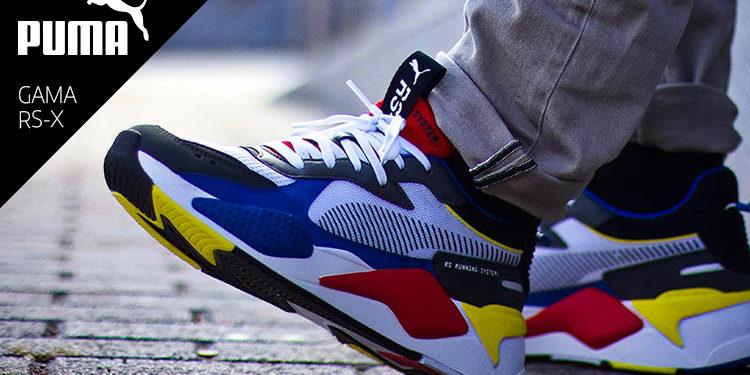 scarpe ultima moda puma