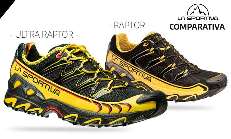 Comparativa y diferencias principales de la Ultra Raptor