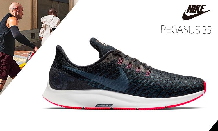 Crónico recurso renovable templo  Nike Pegasus 35 - Análisis a fondo. ModeloTop Nike Running