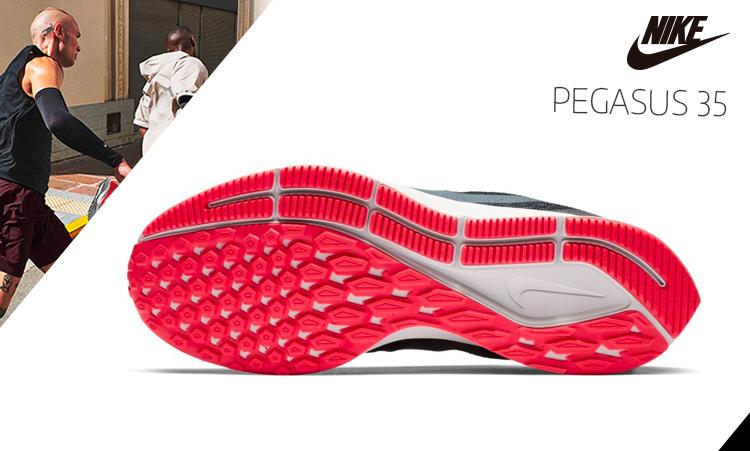Suela Nike Pegasus 35