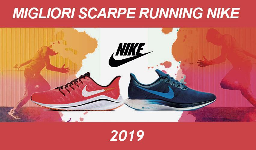 scarpe running nike 2019