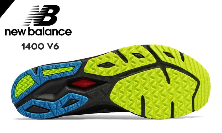 New Balance 1400 V6. Le scarpe più veloci del 2019