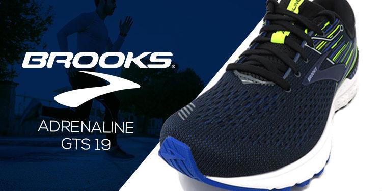 Brooks Adrenaline GTS 19, zapatillas para pronadores