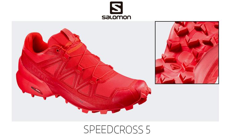 zapatillas trail pronador salomon 2019