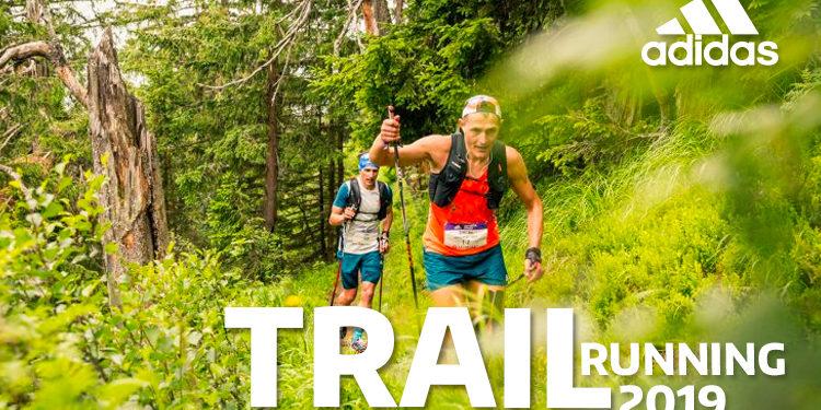 Adidas Trail running, colección 2019
