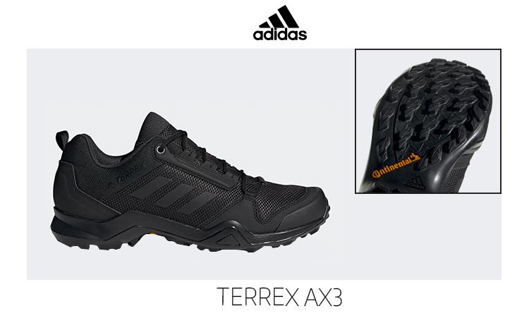 Nuevas adidas terrex AX3