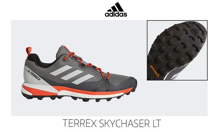 Deportivas trail Adidas Terrex Skychaser LT