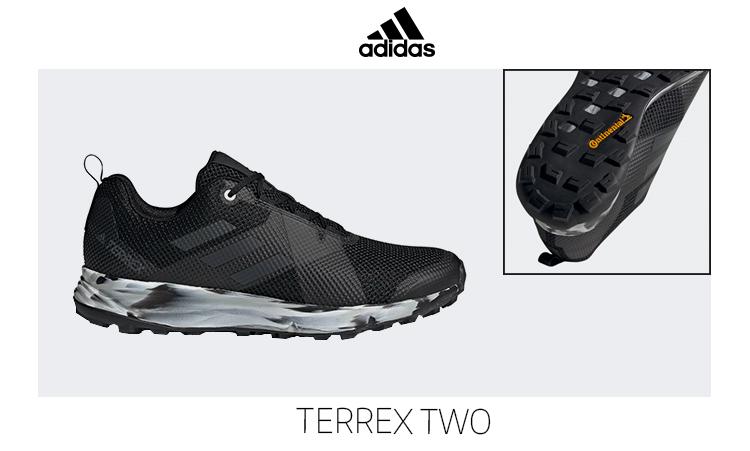Zapatillas para larga distancia Terrex Two