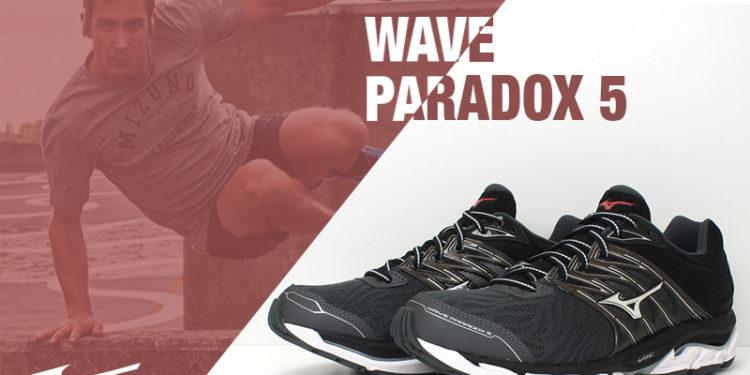 Zapatillas Mizuno Wave Paradox 5 para pronadores