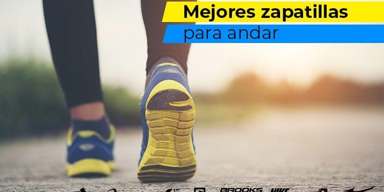 Mejores zapatillas para andar por asfalto y montaña