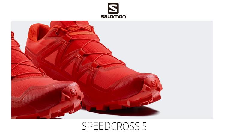 Salomon SpeedCross 5, cambios y principlas novedades