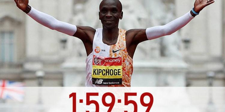 Eliud Kipchoge, INEOS 1:59
