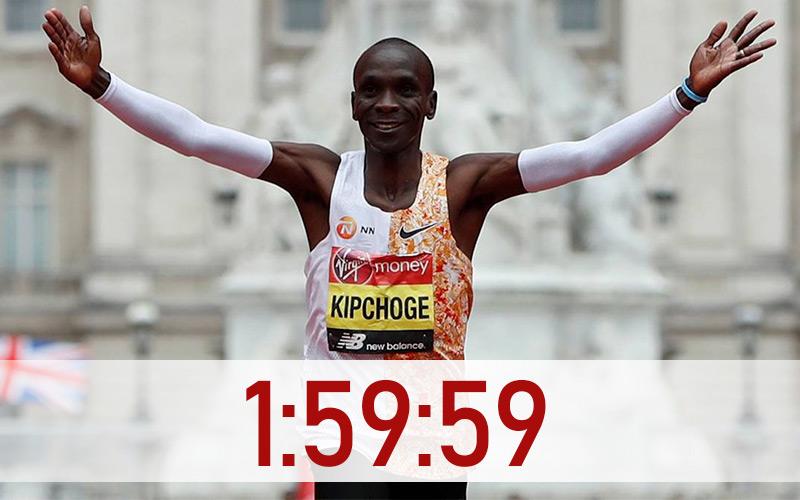 chasquido Banquete Él  Eliud Kipchoge volverá a intentar bajar de las dos horas en una maratón