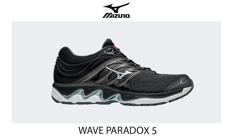 big sale d0be7 25f2b Mizuno Wave Paradox 5 - Analisi dettagliato e opinioni ...