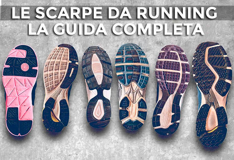 sports shoes fdfad aba48 Scarpe da running: la guida completa. - StreetProRunning Blog