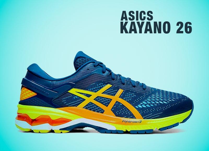 Asics Gel Kayano 26, zapatillas pronadoras