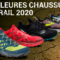 meilleures chaussures trail 2020