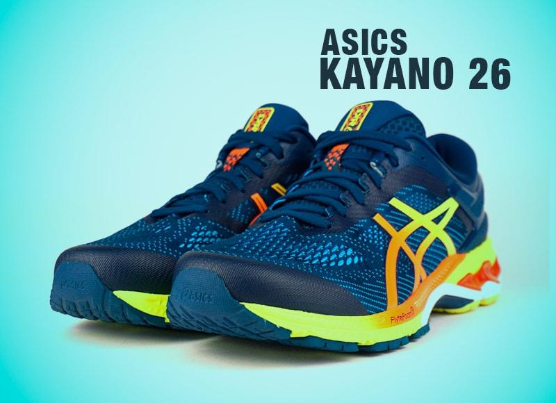 Asics Gel Kayano 26 presenta nuevo upper