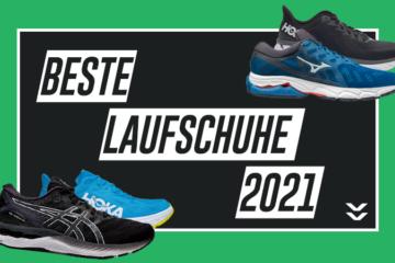 Die beste Laufschuhe 2021