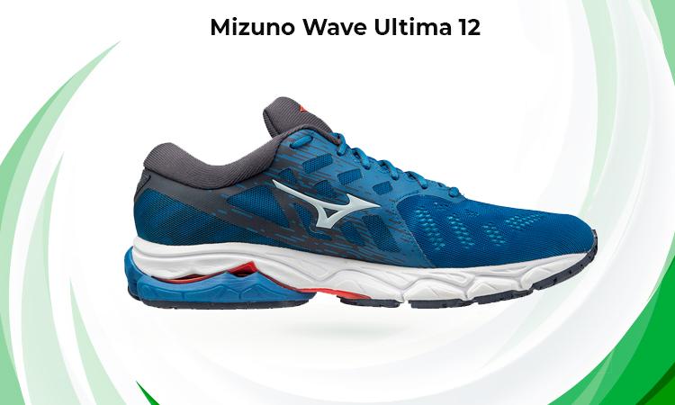 Mizuno Wave Ultima 12 Stabilität und Leichtigkeit