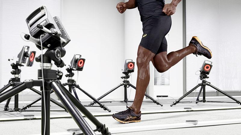 Beratung zu Laufschuhe und Running