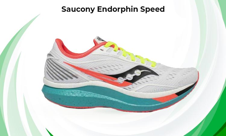Endorphin Speed von Saucony