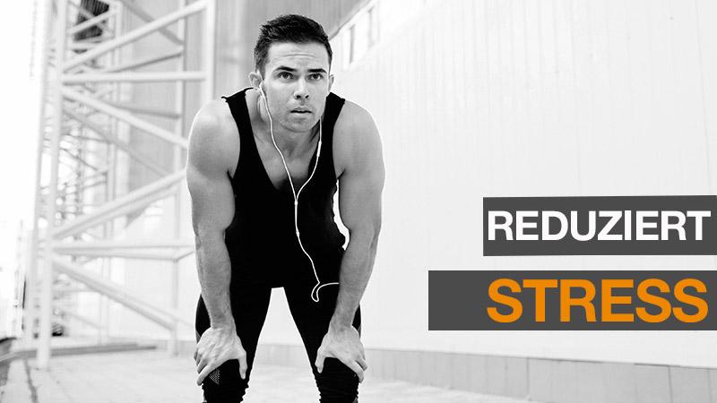 30 Minuten Laufen hilf beim Stress Abbauen