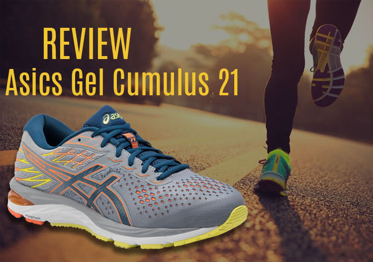 Review: Asics Gel Cumulus 21 - StreetProRunning Blog