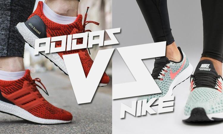 Adidas oder Nike?